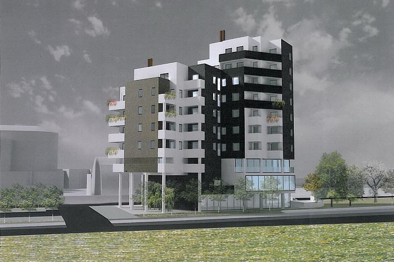 Spc srl principali incarichi strutture in c a for Piano di progettazione di edifici commerciali